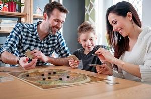 rodzina gra w re planszowa