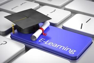 klawiatura e-learning