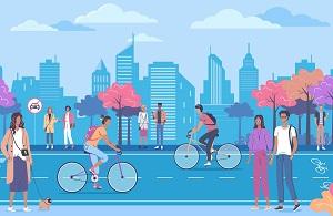 ekologicnze miasto