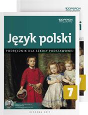 język polski klasa 7 podręcznik i zeszyt ćwiczeń