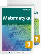matematyka 7 podręcznik i zeszyt ćwiczeń