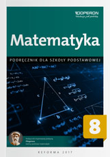 Matematyka podręcznik do klasy 8