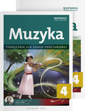 muzyka klasa 4 podręcznik i zeszyt ćwiczeń