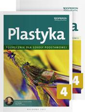 Plastyka klasa 4 podręcznik i zeszyt ćwiczen