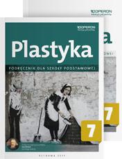 plastyka klasa 7 podręcznik i zeszyt ćwiczeń