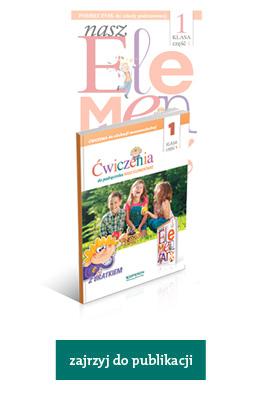 Ćwiczenia do podręcznika MEN I klasa cz.1.