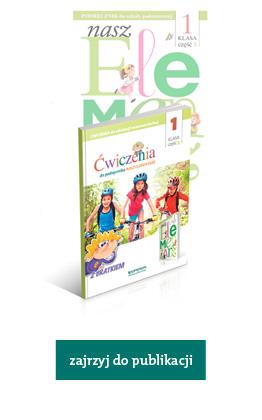 zeszyty ćwiczeń edukacja wczesnoszkolna