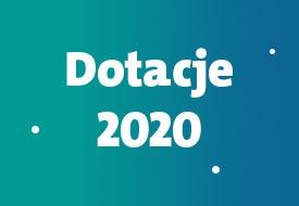 operon dotacje 2020