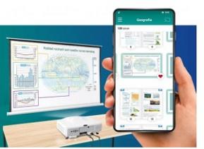 smartfon rzutnik aplikacja operon 45