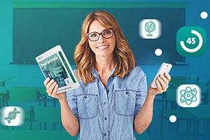 mobilna lekcja z Operonem