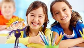 oskt 2021 grafika usmiechniete dzieci