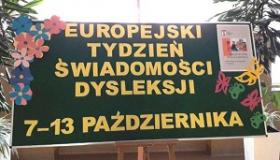 europejski tydzien swiadomosci dysleksji