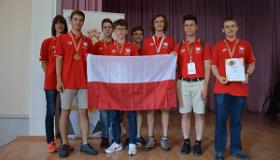 uczestnicy VI Baltyckiej Olimpiady Geograficznej