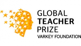 logo global teacher prize