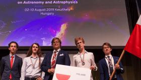 Olimpiada z Astronomii i Astrofizyki