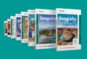 Zestaw podręczników dla szkoły ponadpodstawowej