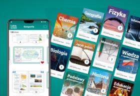 Podręczniki do wszystkich przedmiotów szkoły ponadpodstawowej i aplikacja na lekcję