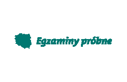 Logo serwisu egzaminy probne